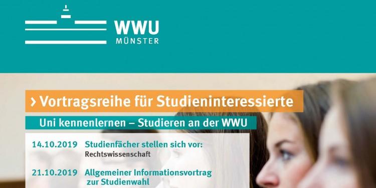 Hochschulgruppen an der WWU Mnster - Universitt Mnster