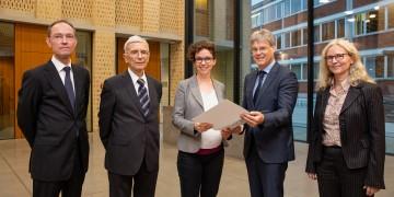 Verena Smit erhält Nachwuchspreis der Hans-Thümmler-Stiftung: Kunsthistorikerin promovierte über die salische Abteikirche in Hersfeld