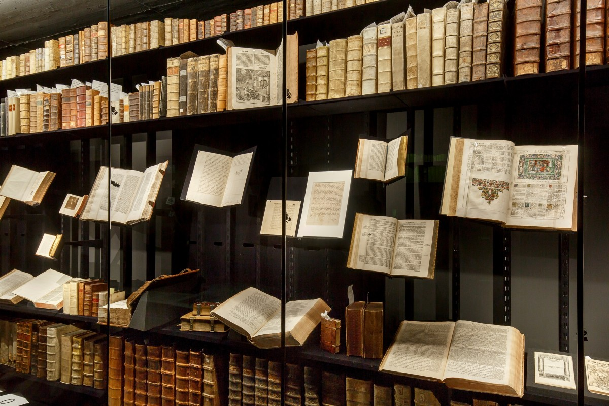 The Bible Museum of the University of Münster © WWU - MünsterView